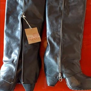 Big Buddah Knee high boots